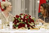 Ivanka Trump dự tiệc với Công chúa Morocco