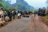 Sơn La: Xe tải gây tai nạn liên hoàn khiến 2 người thương vong