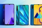 Ba smartphone tầm giá 7 triệu đồng đọ sức