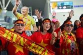 """Sang Philippines """"tiếp lửa"""" cho U22 Việt Nam, CĐV được dùng Data miễn phí"""