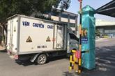 """Công ty CP Môi trường Thuận Thành lên tiếng kêu """"oan"""" vụ đổ chất thải nguy hại xuống sông Cầu"""