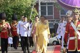 Em gái nhà vua Thái Lan bất ngờ xuất hiện đầy mạnh mẽ sau khi nhập viện cấp cứu vì bệnh tim