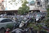 Hơn 37.000 phương tiện quá thời hạn tạm giữ: Bán không ai mua, cho không ai lấy