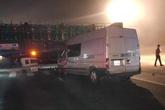 Đâm trực diện vào xe đầu kéo chở gas, tài xế xe 16 chỗ tử vong