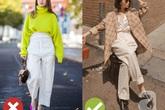 Hãy giã từ 5 items hết thời sau và phong cách của bạn sẽ sang một trang mới đầy huy hoàng, rực rỡ