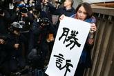 Thắng kiện vụ bị đồng nghiệp hiếp dâm, nữ nhà báo Nhật Bản được bồi thường 30.000 USD