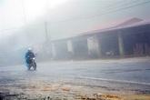 Không khí lạnh ảnh hưởng đến Bắc Bộ, trời rét và có mưa nhỏ