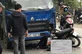 Va chạm với xe tải ngược chiều, nam thanh niên quê Hải Dương tử vong