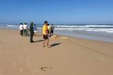 Tìm thấy thi thể du khách người Anh chết đuối ở Quảng Nam