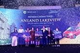 Vỡ òa cảm xúc trong Lễ Mở bán Anland Lakeview