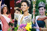 Thùy Lâm, Phạm Hương, H'hen Niê: Cuộc sống sau đăng quang Hoa hậu Hoàn vũ Việt Nam đổi thay ra sao?