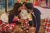Sao Việt đón Noel cùng người thân