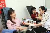 400 ca ghép tế bào gốc được thực hiện tại Viện Huyết học - Truyền máu Trung ương