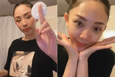 Tóc Tiên chia sẻ bí quyết skincare, fan khen mặt mộc đẹp hết phần thiên hạ