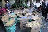 Hải Phòng: Thu giữ 12.000 bao thuốc lá ngoại nhập lậu