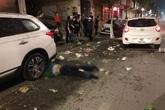 Đang quét rác, nữ lao công bị ôtô đâm tử vong