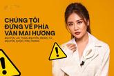 Từ sự cố Văn Mai Hương lộ clip nóng: Không để mọi chuyện đi quá xa
