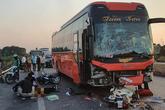 Lực lượng chức năng nói gì về nữ phụ xe chết thảm vì đóng cốp giữa cao tốc Hà Nội - Bắc Giang