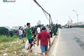 Đang đi trên cầu ở Sài Gòn, người dân tá hỏa phát hiện xác người trôi sông