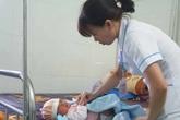 Bé trai sơ sinh bị bỏ lại bệnh viện