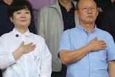 Câu chuyện đặc biệt về mối tình hơn 32 năm với người vợ tào khang của HLV Park Hang Seo
