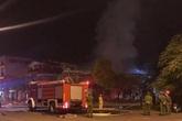 Lời kể nhân chứng vụ cháy nhà hàng khiến 4 người tử vong ở Vĩnh Phúc