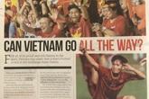 Báo Philippines: 'SEA Games 30 sẽ là thời của U22 Việt Nam'