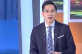 BTV Quốc Khánh công khai xin lỗi Bùi Tiến Dũng trên sóng trực tiếp nhưng lại khiến khán giả không hài lòng