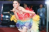 Dàn sao đổ bộ thảm đỏ Hoa hậu Hoàn vũ Việt Nam 2019, Thanh Hằng gây ấn tượng đặc biệt