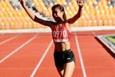 Câu chuyện khó tin: Nữ VĐV chạy Grab phụ giúp gia đình đoạt HC Vàng SEA Games