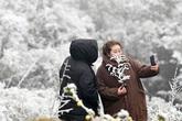 Không khí lạnh tăng cường, Bắc Bộ tiếp tục giảm nhiệt chìm trong lạnh giá