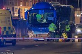 Cặp đôi nam nữ chết thảm trên đường khi bị cảnh sát rượt đuổi