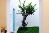 Căn nhà trắng 2 tầng đẹp như 'vườn cổ tích' ở Đà Nẵng