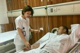 Người đàn ông ở Hà Nội suýt chết vì biến chứng