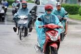 Thông tin mới nhất về đợt mưa diện rộng sắp diễn ra ở miền Bắc
