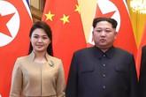 Phu nhân ông Kim Jong-un: