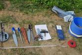 Vụ nhóm tội phạm ma túy đấu súng với công an ở Hà Tĩnh: Lực lượng chức năng thu giữ được gì?