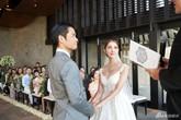 Tài tử Hong Kong 50 tuổi và vợ hoa hậu đón con trai đầu lòng