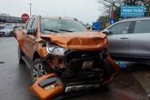 Tai nạn liên hoàn giữa 7 xe trên quốc lộ 1A, ít nhất 1 người tử vong