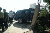 Thanh Hóa: Khởi tố, tạm giam tài xế vụ tông xe biển xanh khiến 8 người thương vong