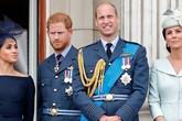 """Hành động """"chia cắt"""" công khai đầu tiên của hai cặp đôi Hoàng gia Anh sau nghi án mâu thuẫn, rạn nứt"""