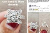 Hồng Quế mua nhẫn kim cương vài trăm triệu