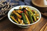 15 phút làm món dưa leo trộn chua cay ăn kèm món gì cũng ngon