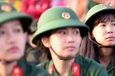 Chỉ tiêu tuyển sinh 18 trường quân đội năm 2019