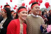 Dàn sao Việt tươi tắn tham gia lễ hội hiến máu lớn nhất cả nước 2019