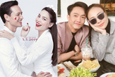 Hơn 3 năm chia tay Cường Đô la, liệu Hà Hồ có nối bước theo chồng cũ lên xe hoa với Kim Lý?