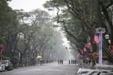 Hội nghị Thượng đỉnh Mỹ -Triều: Từ ngày mai (27/2) những tuyến đường nào bị cấm tuyệt đối?