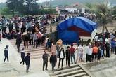 Đã tìm thấy thi thể người cha trong vụ hai cha con bị lật thuyền mất tích ở Hà Tĩnh