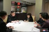 Nữ thứ trưởng tháp tùng ông Kim Jong-un ở Hà Nội