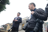 Phóng viên Triều Tiên ăn mặc chỉn chu tác nghiệp tại Hội nghị thượng đỉnh Mỹ - Triều